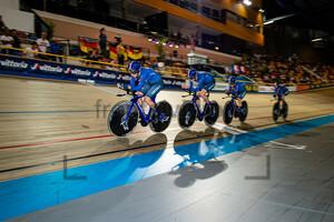 ITALY: UEC Track Cycling European Championships (U23-U19) – Apeldoorn 2021