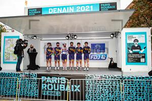 CANYON//SRAM RACING: Paris - Roubaix - Femmes