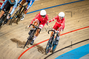AUERBACH LIND Laura, ANDERSON Solbjork: UEC Track Cycling European Championships (U23-U19) – Apeldoorn 2021