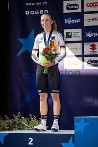 NIEDERMAIER Antonia: UEC Road Cycling European Championships - Trento 2021