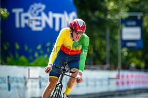VENCKUS Justinas: UEC Road Cycling European Championships - Trento 2021