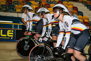GERMANY: UEC Track Cycling European Championships (U23-U19) – Apeldoorn 2021