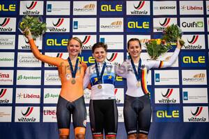 MARTINS Maria: UEC Track Cycling European Championships (U23-U19) – Apeldoorn 2021