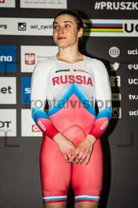 SHMELEVA Daria: UCI Track Cycling World Championships 2019