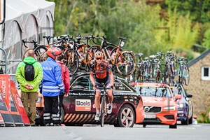 VAN DEN BROEK-BLAAK Chantal: Flèche Wallonne 2020