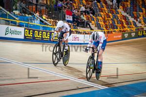 MOIR Iona, SCHNEIDER Clara: UEC Track Cycling European Championships (U23-U19) – Apeldoorn 2021