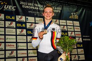 PROPSTER Alessa Catriona: UEC Track Cycling European Championships (U23-U19) – Apeldoorn 2021