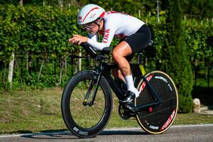 LIEHNER Annika: UEC Road Cycling European Championships - Trento 2021