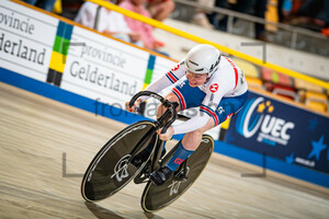 RIDGE DAVIS Blaine: UEC Track Cycling European Championships (U23-U19) – Apeldoorn 2021