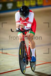 SHPAKOUSKI Viachaslau: UEC Track Cycling European Championships (U23-U19) – Apeldoorn 2021