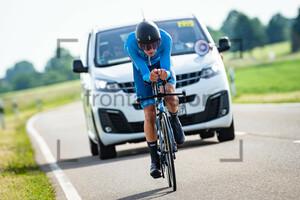 OELKE Tim: National Championships-Road Cycling 2021 - ITT Elite Men U23