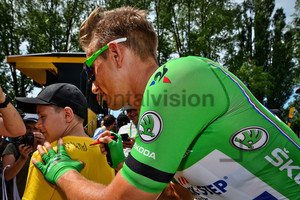 KITTEL Marcel: Tour de France 2017 – Stage 8