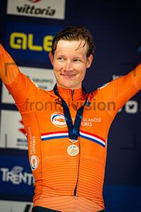 HOOLE Daan: UEC Road Cycling European Championships - Trento 2021