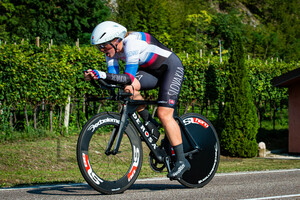 JENČUŠOVÁ Nora: UEC Road Cycling European Championships - Trento 2021