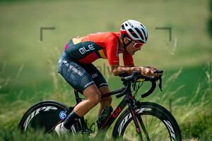 BENDER Janina: National Championships-Road Cycling 2021 - ITT Women