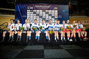 GERMANY, GREAT BRITAIN, RUSSIA: UEC Track Cycling European Championships (U23-U19) – Apeldoorn 2021