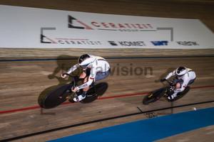 WELTE Miriam, HINZE Emma: UCI Track Cycling World Championships 2019