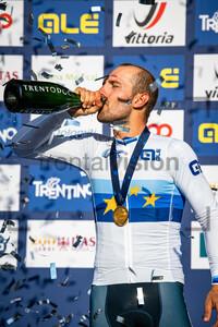 COLBRELLI Sonny: UEC Road Cycling European Championships - Trento 2021