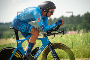 MANDRYSCH John: National Championships-Road Cycling 2021 - ITT Men
