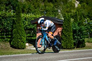 OYARBIDE JIMENEZ Lourdes: UEC Road Cycling European Championships - Trento 2021