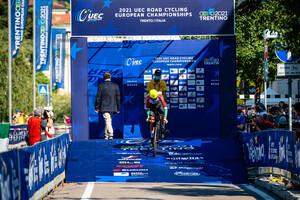 REIS Rafael: UEC Road Cycling European Championships - Trento 2021