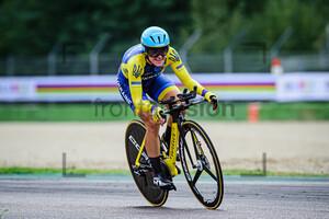 SHEKEL Olga: UCI Road Cycling World Championships 2020