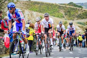 DENZ Nico: UCI Road Cycling World Championships 2020
