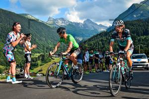 SAGAN Peter, OSS Daniel: Tour de France 2018 - Stage 10
