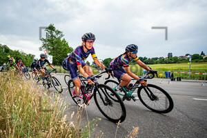 LUDWIG Hannah, KLEIN Lisa: National Championships-Road Cycling 2021 - RR Women