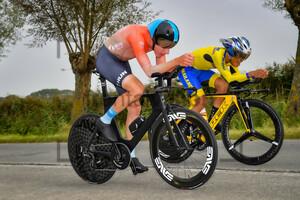 FETTER Erik, CHAIYASOMBAT Thanakhan: UCI Road Cycling World Championships 2021