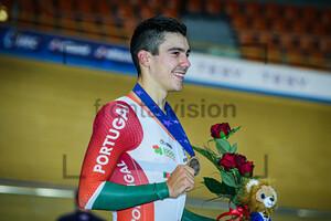 LEITAO Iuri: UEC Track Cycling European Championships 2020 – Plovdiv