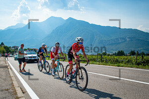 SCHMIDSBERGER Daniela: UEC Road Cycling European Championships - Trento 2021