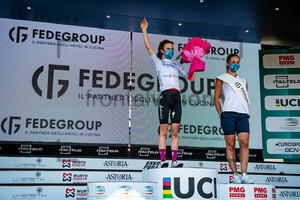 FISHER-BLACK Niamh: Giro d´Italia Donne 2021 – 5. Stage