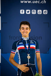 MARTINEZ Lenny: UEC Road Cycling European Championships - Trento 2021