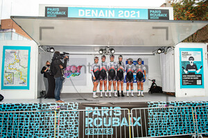 PARKHOTEL VALKENBURG: Paris - Roubaix - Femmes
