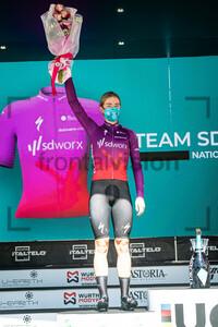 VOLLERING Demi: Giro d´Italia Donne 2021 – 4. Stage