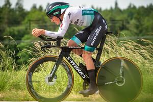 GROß Matteo: National Championships-Road Cycling 2021 - ITT Junior Men U19