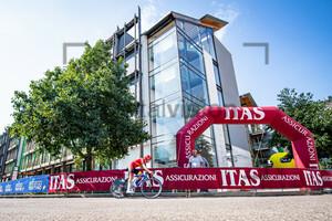 MITEV Jovan: UEC Road Cycling European Championships - Trento 2021