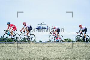 DILLIER Silvan, PELLAUD Simon, SCHÄR Michael: UCI Road Cycling World Championships 2020