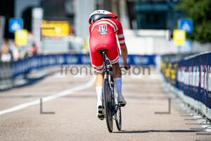 JØRGENSEN Adam Holm: UEC Road Cycling European Championships - Trento 2021