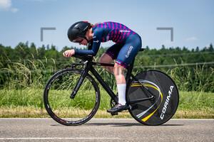 CLEVES Marlene: National Championships-Road Cycling 2021 - ITT Women
