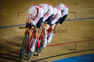 Switzerland: UEC Track Cycling European Championships 2020 – Plovdiv