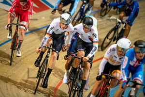 MASCHKE Malte, ZIPPAN Nicolas: UEC Track Cycling European Championships (U23-U19) – Apeldoorn 2021