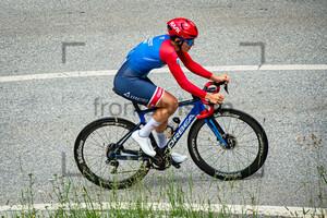CONFALONIERI Maria Giulia: Giro d´Italia Donne 2021 – 4. Stage