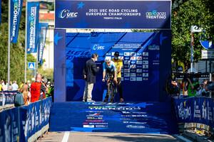 HERREGODTS Rune: UEC Road Cycling European Championships - Trento 2021