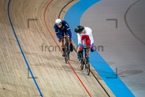 IAKOVLEV Mikhail, DERACHE Tom: UEC Track Cycling European Championships (U23-U19) – Apeldoorn 2021