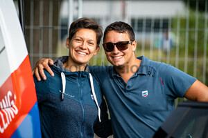 Theresa, BENEDETTI Patrick: SIMAC Ladie Tour - 1. Stage
