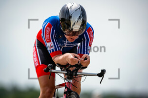 KROMM Lisa: National Championships-Road Cycling 2021 - ITT Women