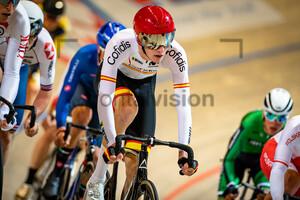 BENNASSAR ROSSELLO Francesc: UEC Track Cycling European Championships (U23-U19) – Apeldoorn 2021