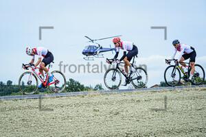PELLAUD Simon, SCHÄR Michael, ALBASINI Michael: UCI Road Cycling World Championships 2020